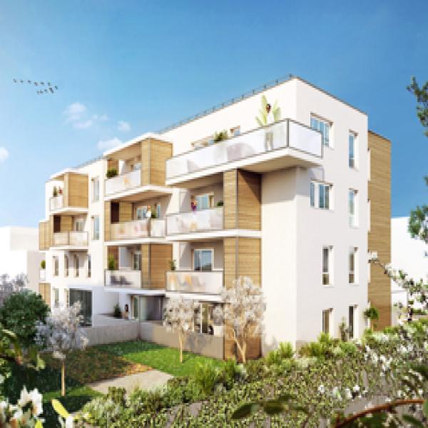 Programme neuf Appartement Saint-Martin-d'Hères 38400