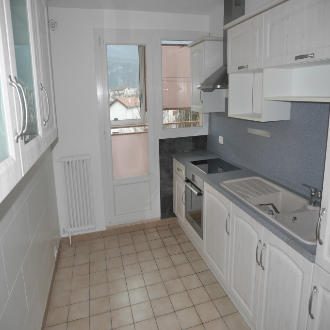 Offres de location Appartement Fontaine (38600)